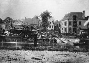 Aankoop scheepswerf in Vlaardingen (gesloten in 1966)