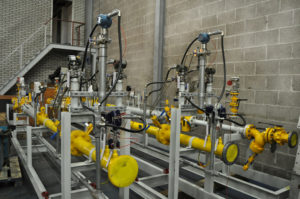 Gas Pressure Reducing Stations De Jong