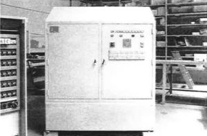 Start production of air handling units for the construction industry: the origin of A. de Jong Installatietechniek (formerly known as A. de Jong Airconditioning)