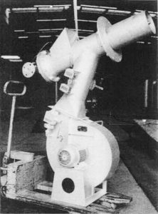 Development of large gas burner systems