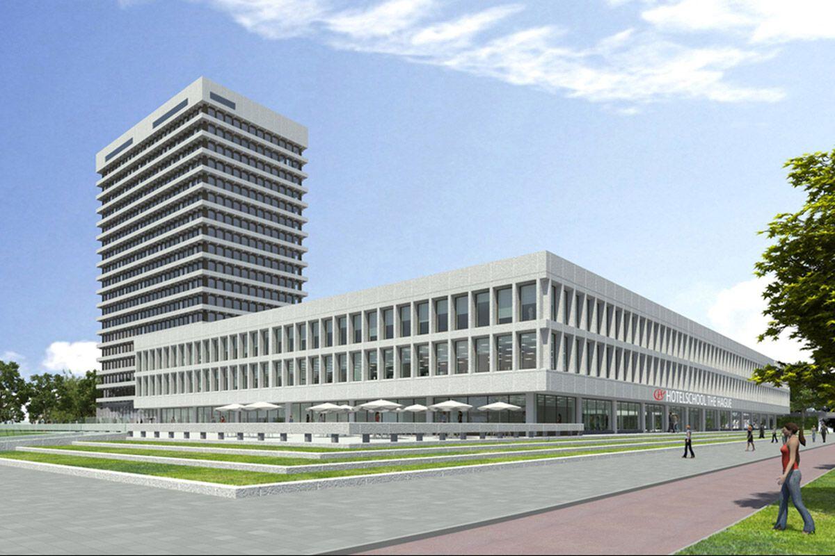 Hotelschool Den Haag De Jong